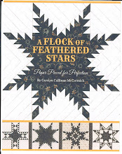 A Flock of Feathered Stars by Carolyn Culliman McCormick