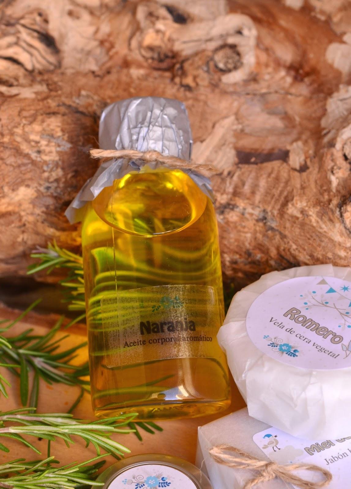 regalos navidad aceites corporales aromaticos