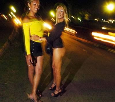 Atencion Travestis De La Farandula