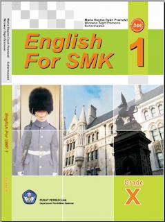 Buku BSE Bahasa Inggris SMK