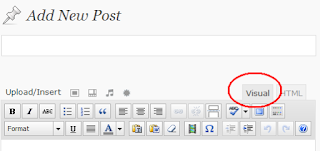 How to Enable Visual Editor in Wordpress featured image.