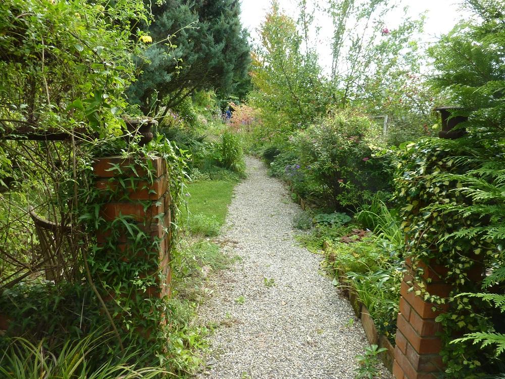 Le jardin de brigitte alsace le jardin hohenstein - Un jardin para mi ...