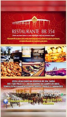 Restaurante BR- 354