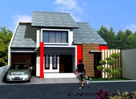 Gambar Desain Rumah Modern Terbaru