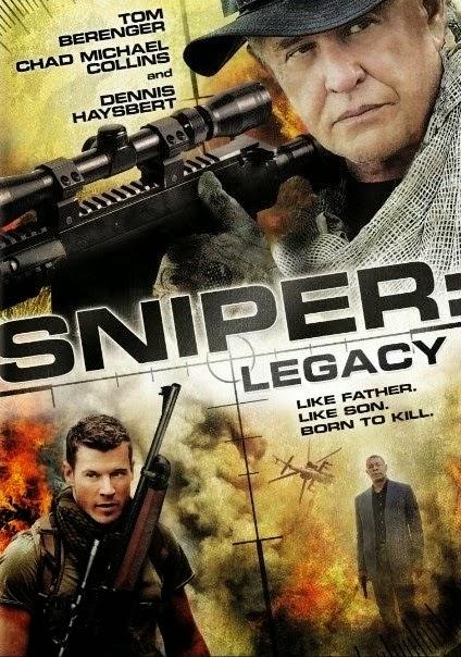 Sniper: Legacy 2014 DVDRip ταινιες online seires xrysoi greek subs