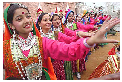 Lok Sangeets and Lok Geet of Himachal Pradesh GK
