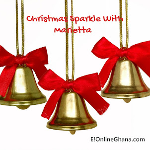 Christmas Sparkle with Marietta, EOnline Ghana