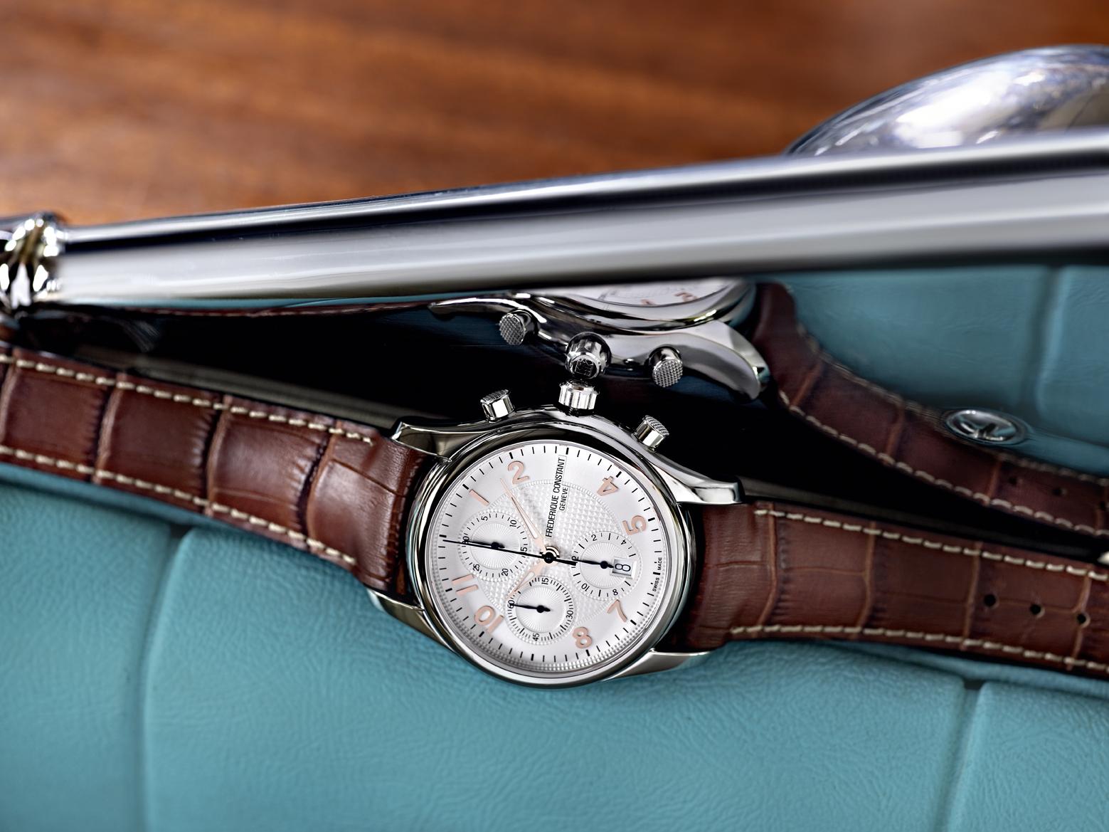 3258ed1bac1 Estação Cronográfica  Ibelujo (relógios Frederique Constant