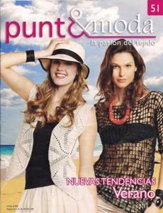 Punto & Moda № 51 2009