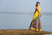 Tholi Sandhya Velalo Heroine Greeshma photos-thumbnail-6