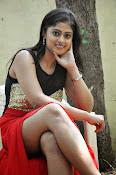 Meghasri glamorous photos in red-thumbnail-15