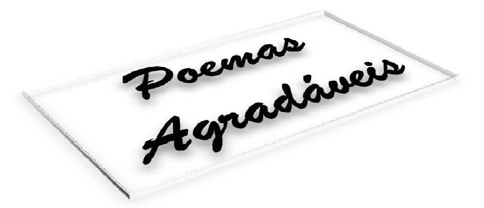 Poemas Agradáveis
