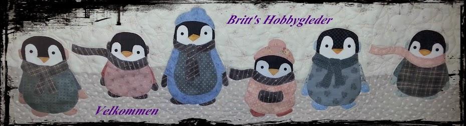 Britt's Hobbygleder