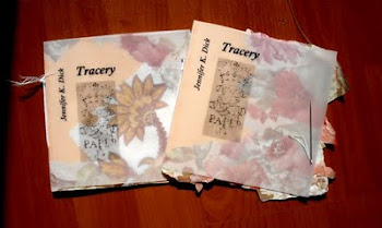 TRACERY by Jennifer K Dick--Dusie Kollectiv #5, published Spring/Summer 2011 in an edition of 200