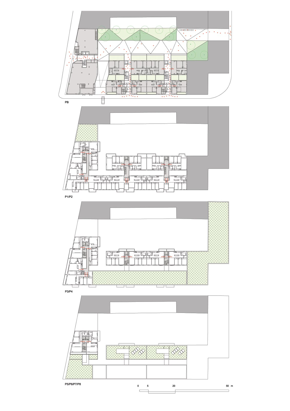 Flexo arquitectura vpo les corts hic arquitectura - Flexo arquitectura ...