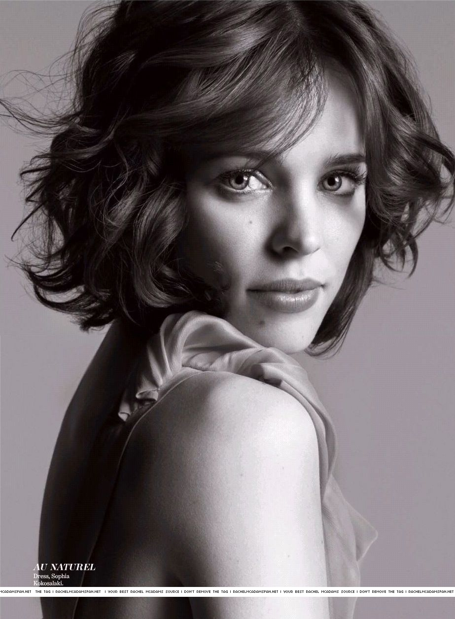Beautiful Rachel McAdams Hairstyles | Celebrity Hair Cuts