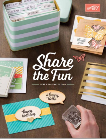 Stampin' Up Catalogues