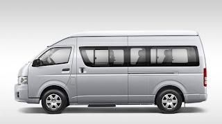 Kredit Toyota Hiace