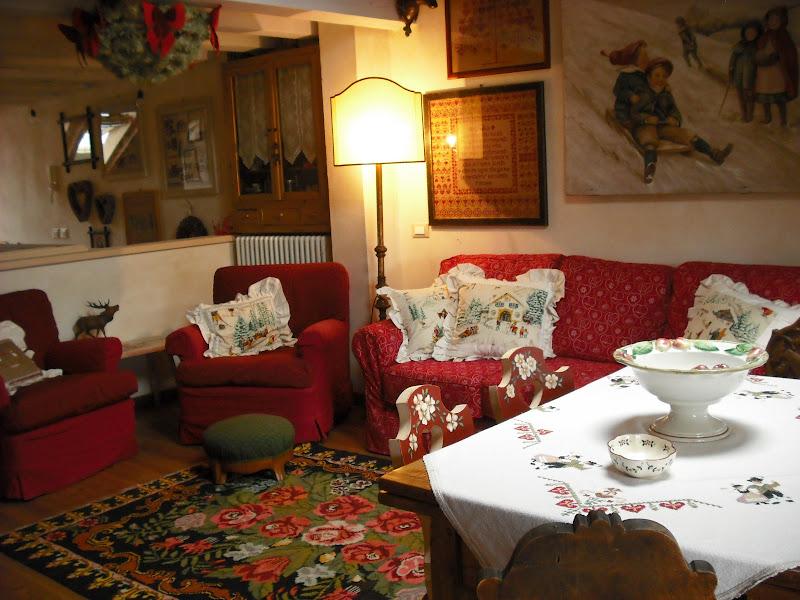 Variazione su arredo casa di montagna spostato i mobili bottega del decoro - Mobili da montagna ...