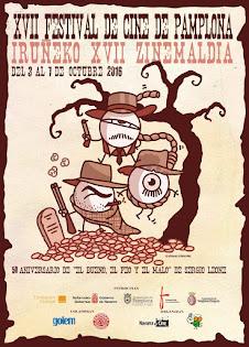 XVII Festival de Cine de Pamplona Iruñeko XVII Zinemaldia