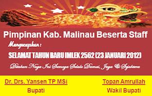 Pimpinan Kab. Malinau