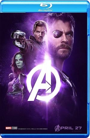Avengers Infinity War 2018 HDTC 720p