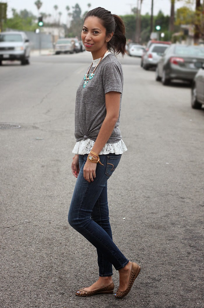 how to layer tshirts
