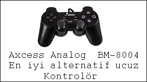İNCELEME: Axcess Analog Kontrolör