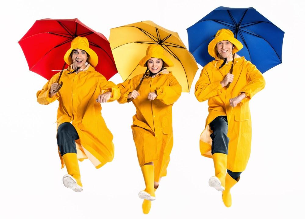 Singin in the rain Chatelet