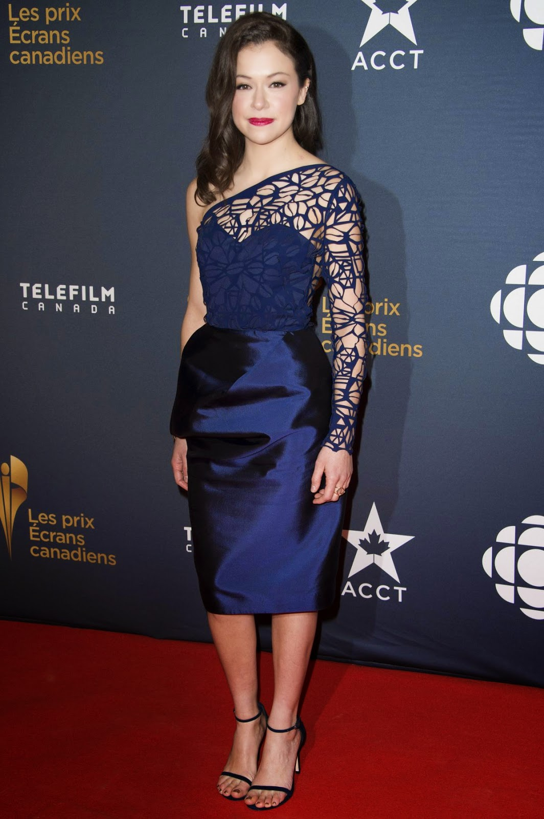 Actress @ Tatiana Maslany At Canadian Screen Awards 2015 In Toronto