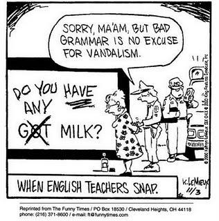 Öğretmen çıldırınca