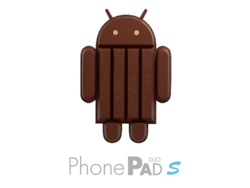 Nuovo smartphone dual sim con android KitKat colorato da Mediacom