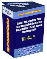 Script Toko Online Murah
