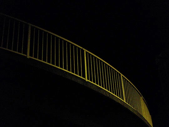 bridge, darkness, urban photography, contemporary, photo, art