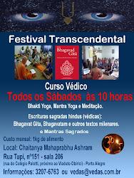 Festival Transcendental em Porto Alegre