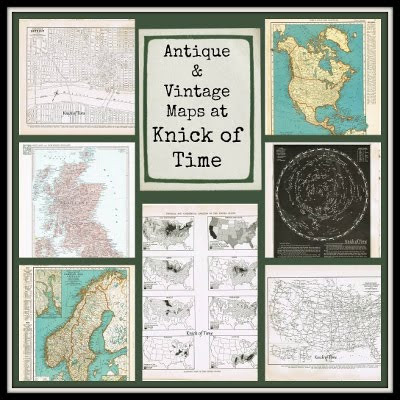 Maps Make Great Gifts!