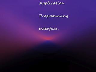 "<img src="" Application Programming Interface..jpg"" alt="" Application Programming Interface.foto"">"