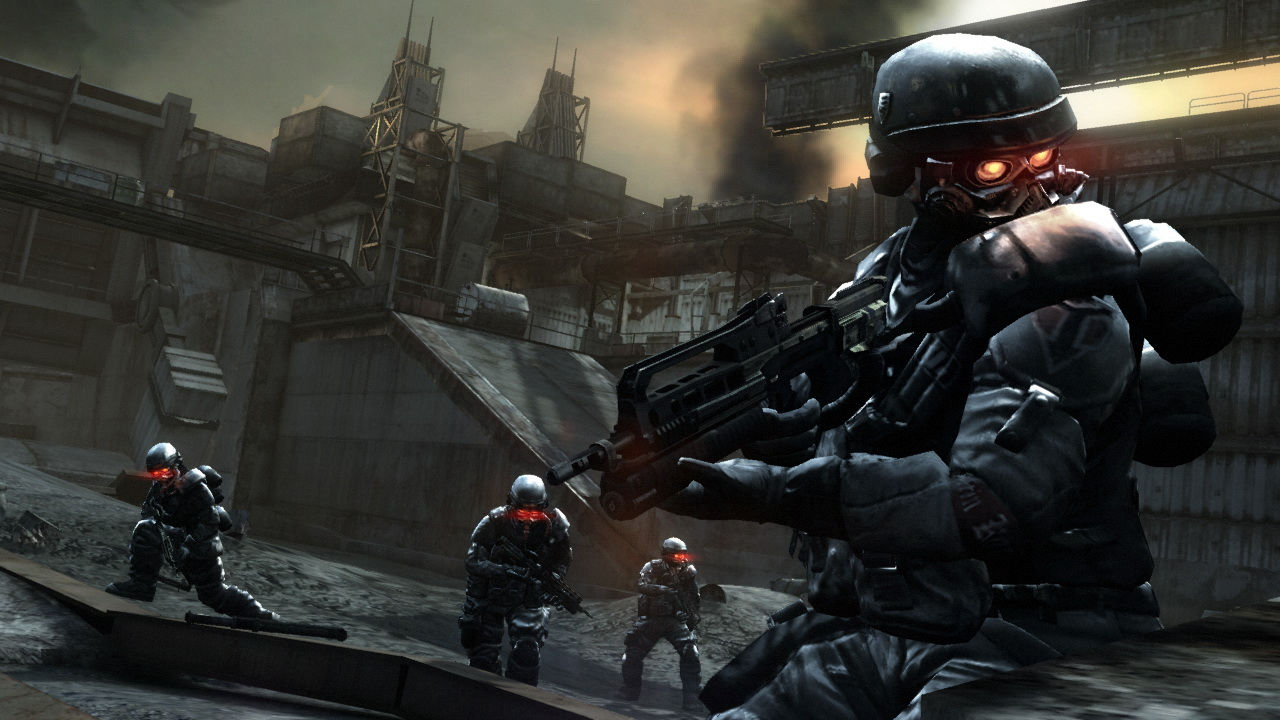 Kill Zone HD & Widescreen Wallpaper 0.13650106487588
