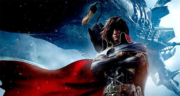 Capitán Harlock: Tráiler y fecha de estreno para España