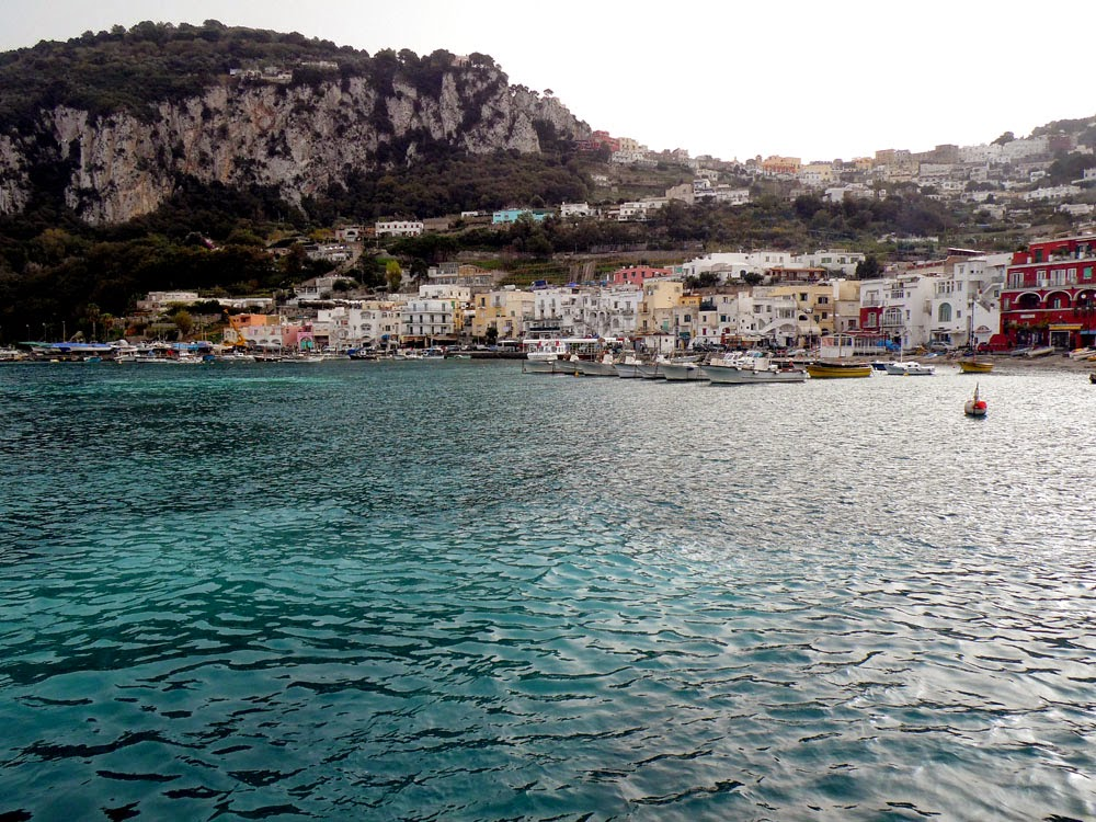 photos of Capri by Andie Gilmour