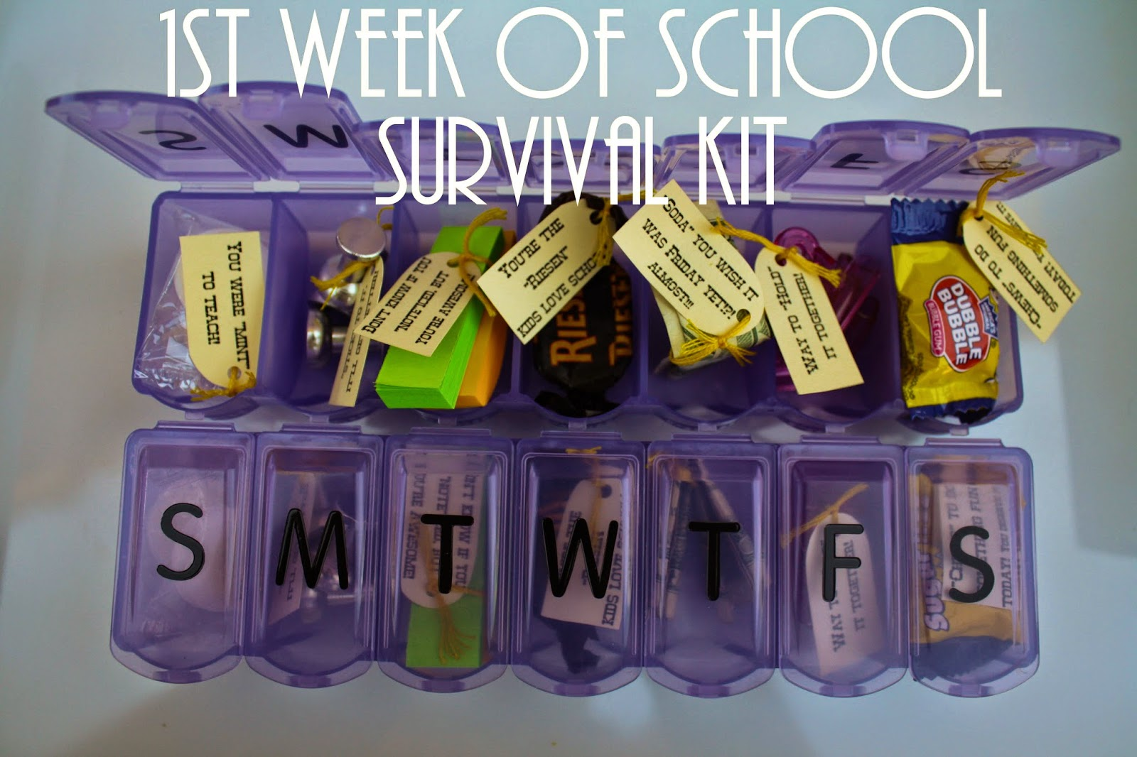 http://theballoonred.blogspot.com/2012/08/teacher-survival-kit.html