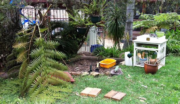 Kids Backyard Play Area Ideas