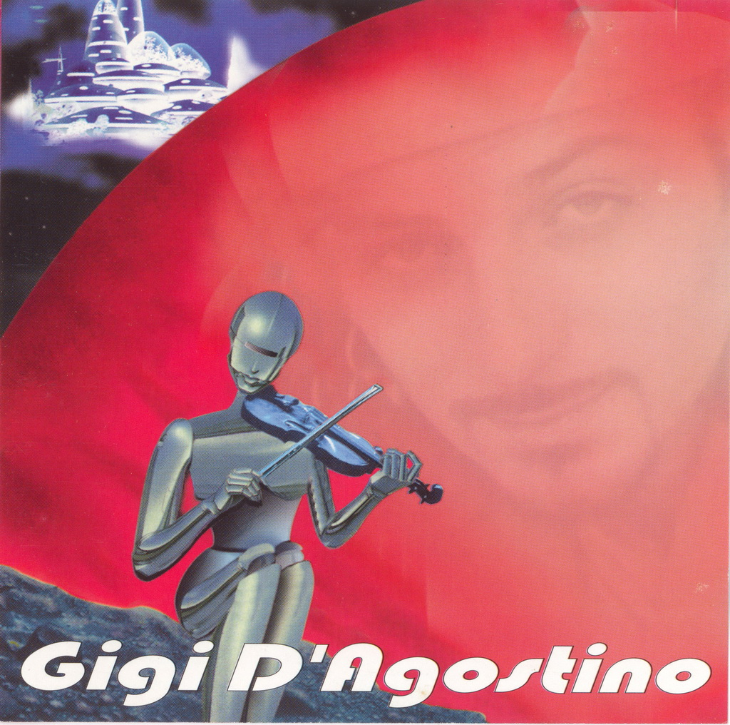 vegaprod: GIGI D' AGOSTINO - GIGI D' AGOSTINO (1996)