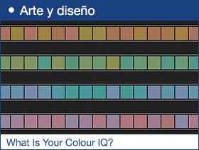 What Is Your Colour IQ?