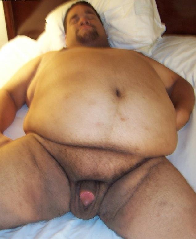 Hombres Gordos Desnudos