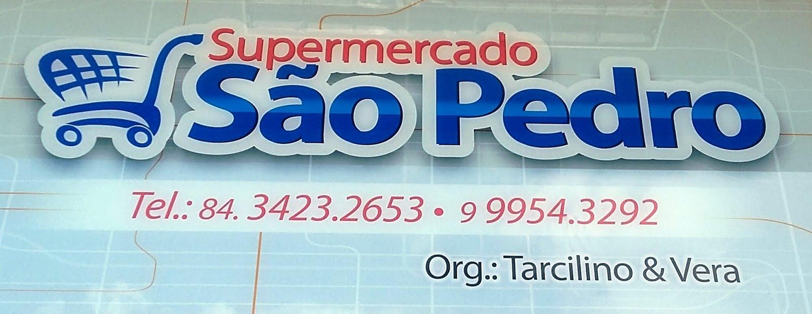 SUPERMERCADO SÃO PEDRO