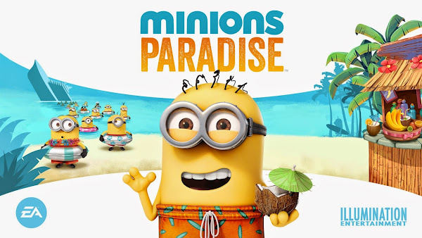 Despicable Me: Minion Paradise