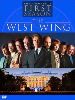 DVDs in my collection: The West Wing Season One