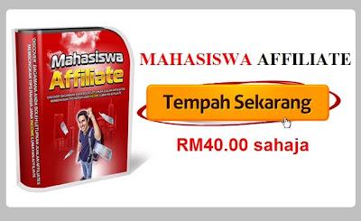 Tempah Panduan Mahasiswa Affiliate RM40