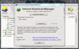 Internet Download Manager 6.18 Build 11 Full